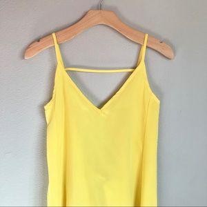 💛Bright & Beautiful Yellow Slip Dress💛