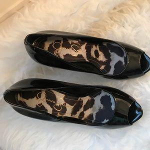 Jessica Simpson's heels