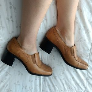 Clarks Heeled Shoes