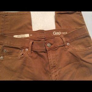 Gap 1969 authentic skinny jean