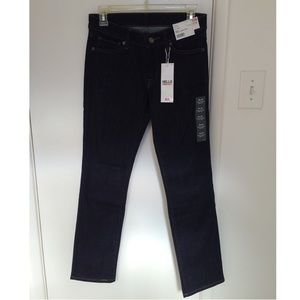 Uniqlo Skinny Fit Straight Jeans
