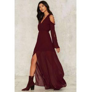 🆕🥀Foxiedox Brighton Maxi Dress