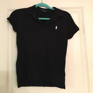 Polo collared shirt