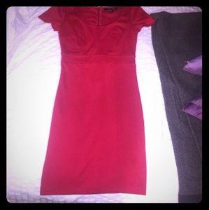 Dresses & Skirts - Red Sleeveless BodyCon Dress!!!