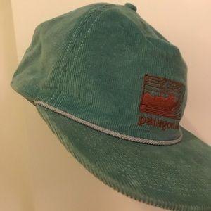 Corduroy Patagonia Hat