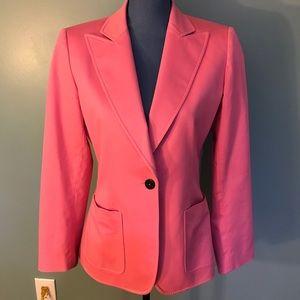 Tahari Hot Pink Blazer