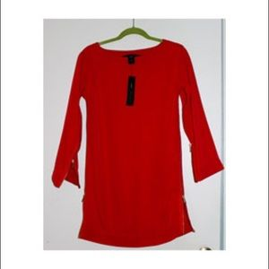 Marc Jacobs XS NWT Red Dress