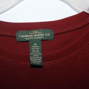 Ralph Lauren Dress with brown elbow pads!