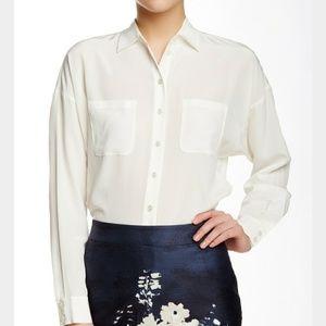 New Kate Spade Silk Blouse