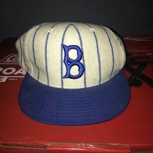 Retro Brooklyn Dodgers New Era Hat