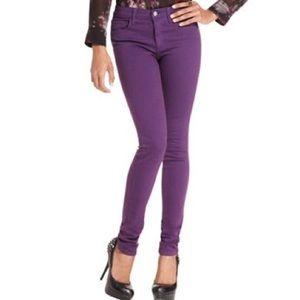 Joe's Jeans The Skinny Visionaire Purple