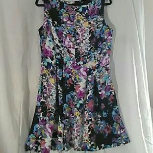 Pretty dress size 16 Covington, multicolored
