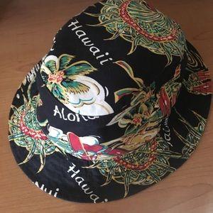 """HUF """"Aloha Hawaii"""" Bucket Hat Size L/XL (NEW)"""