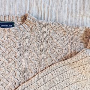 """[NEW] """"Palais Rohan"""" Silk Blend Sweater"""