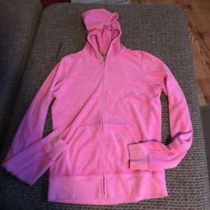 Juicy Couture pink jacket