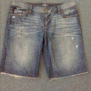 🦋Loft Jeans short🦋