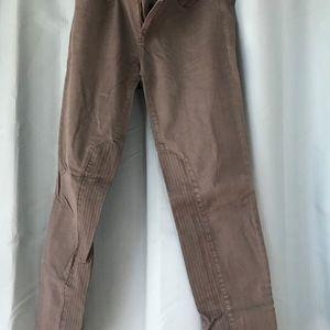 Gap 1969 moto skinny jeans