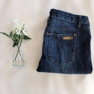 JOE'S JEANS Honey Medium Wash Skinny Jeans Size 32