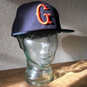 Acapulco Gold New Era Hat. 7 and 3/8.