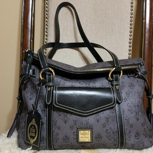 718871955bd Handbags - Dooney and Bourke Disney Haunted mansion Smith bag
