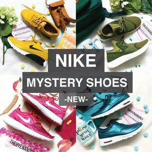 💠NIKE MYSTERY SHOES BOX (1 New Pair) 💠