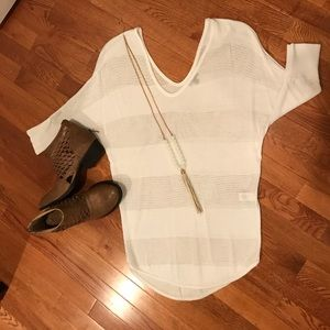 Express sweater. Size small.