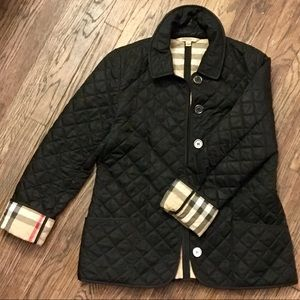 Burberry *AUTHENTIC* Women's size medium peacoat.