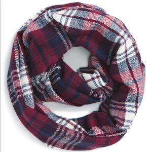 BP Heritage Plaid Infinity Scarf