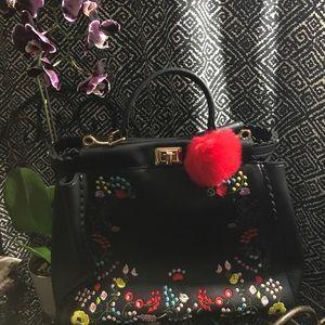 eeff12da223a ... Michael Kors Handbag Pink/Gold Handbag Forever 21 Black Handbag ...