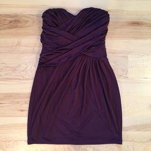 Express Sweetheart Dress