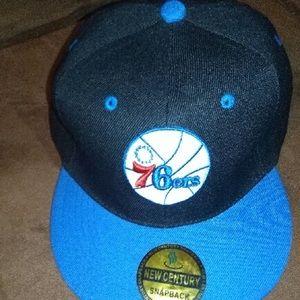 Philadelphia 79ers SnapBack hat