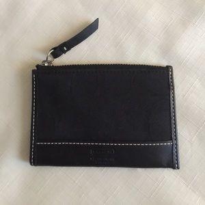 Coach coin purse black
