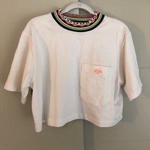 Gotchya Cropped Shirt