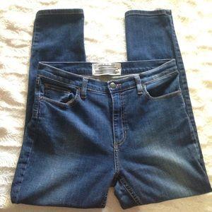 Free People Crop Jeans