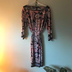 I . N . C . Slinky Shift Dress