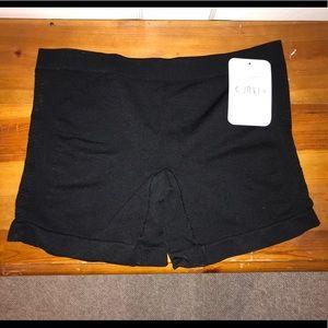 Black short spanx!