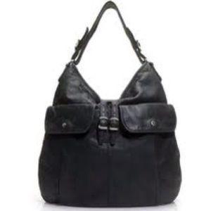 J. Crew Bronwyn Leather Hobo Bag