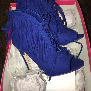 Blue Suede Shoes 💙