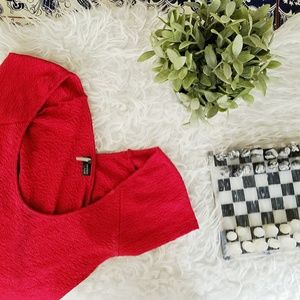 URBAN OUTFITTERS red dress