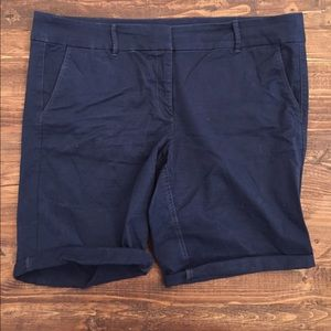 Loft outlet Bermuda shorts