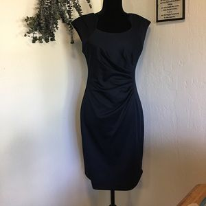 Calvin Klein Navy Blue Dress
