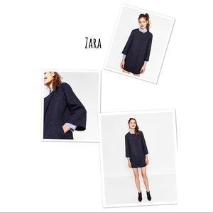 ZARA Wool Handmade coat !!