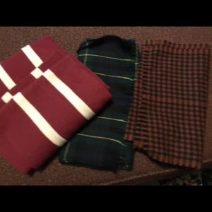 Other - Men's scarf bundle