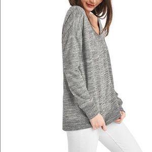 Ultra Cozy Gap tunic sweatshirt