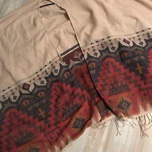 Brand new shawl sweater from Garage