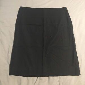 Black Gap Skirt