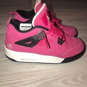 Pink Jordan Flights