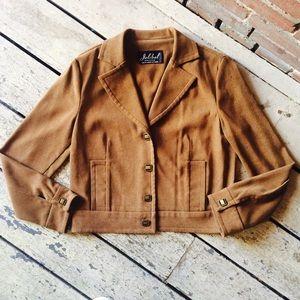 Vintage 80s Jolibel Cropped Jacket