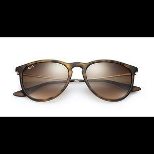 Tortoise Ericka Ray-Ban Sunglasses