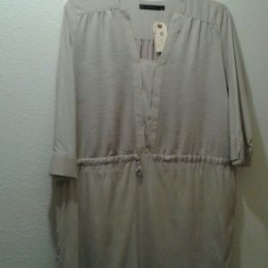 Previously loved - Zara Basic Tunic